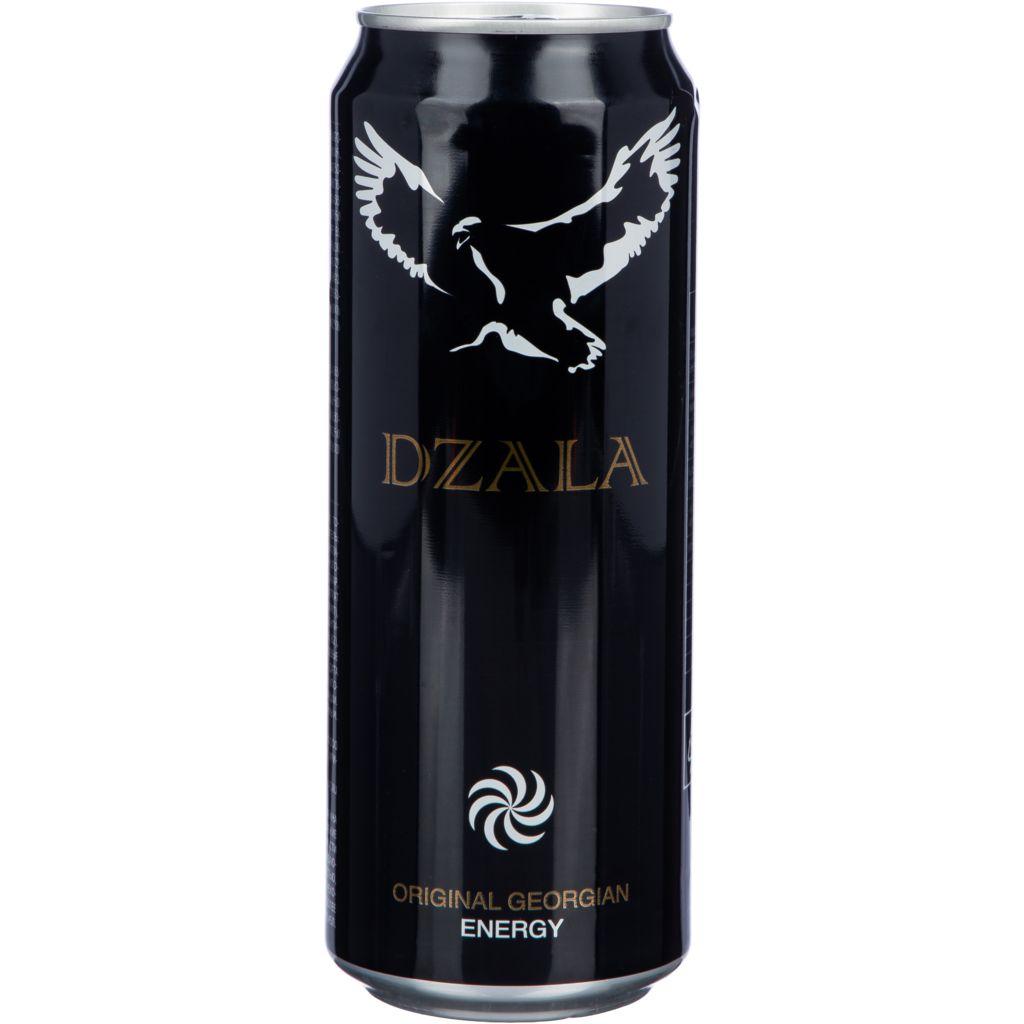 Напиток энергетический Dzala газированный безалкогольный 0,45 л