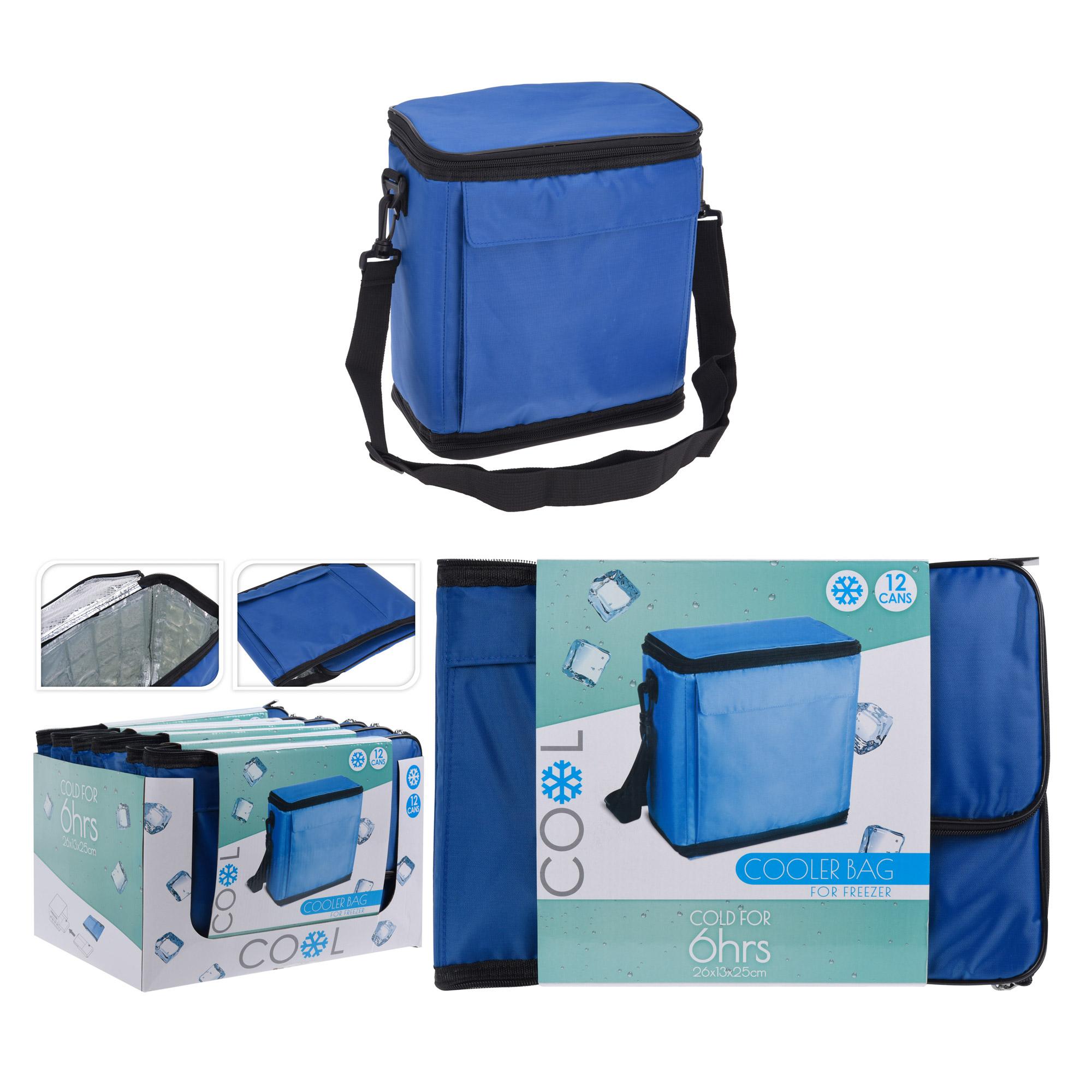Фото - Сумка-холодильник Koopman синяя 26х13х25 см сумка холодильник koopman синяя 26х13х25 см
