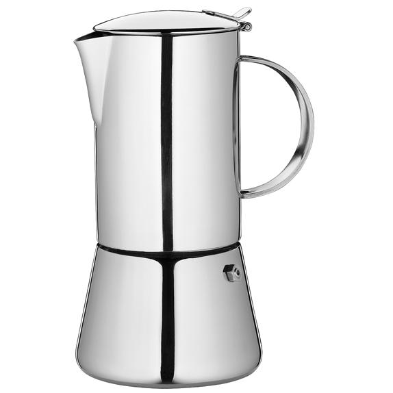 Фото - Кофеварка гейзерная Cilio Aida на 6 чашек гейзерная кофеварка на 6 чашек 350 мл pensofal