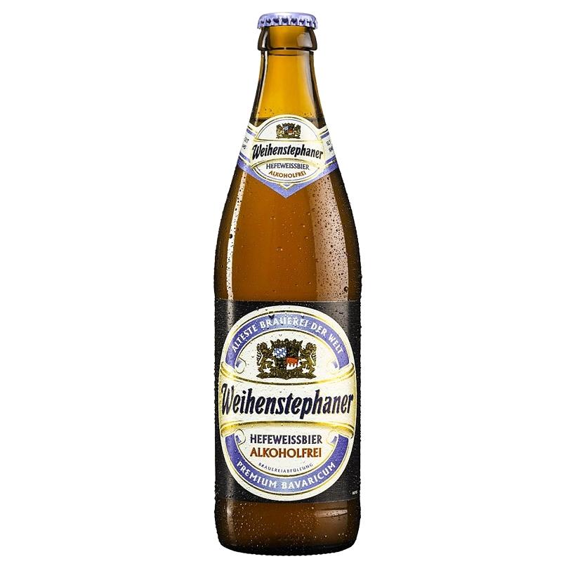 вино безалкогольное lussory premium белое полусухое chardonnay 0 75 л Пиво светлое нефильтрованное Weihenstephan Hefe-Weissbier безалкогольное 0,5 л