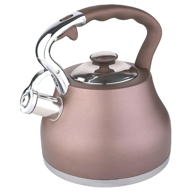Чайник металлический Winner 2,7 л WR-9204 чайник металлический winner 2 7 л wr 9204