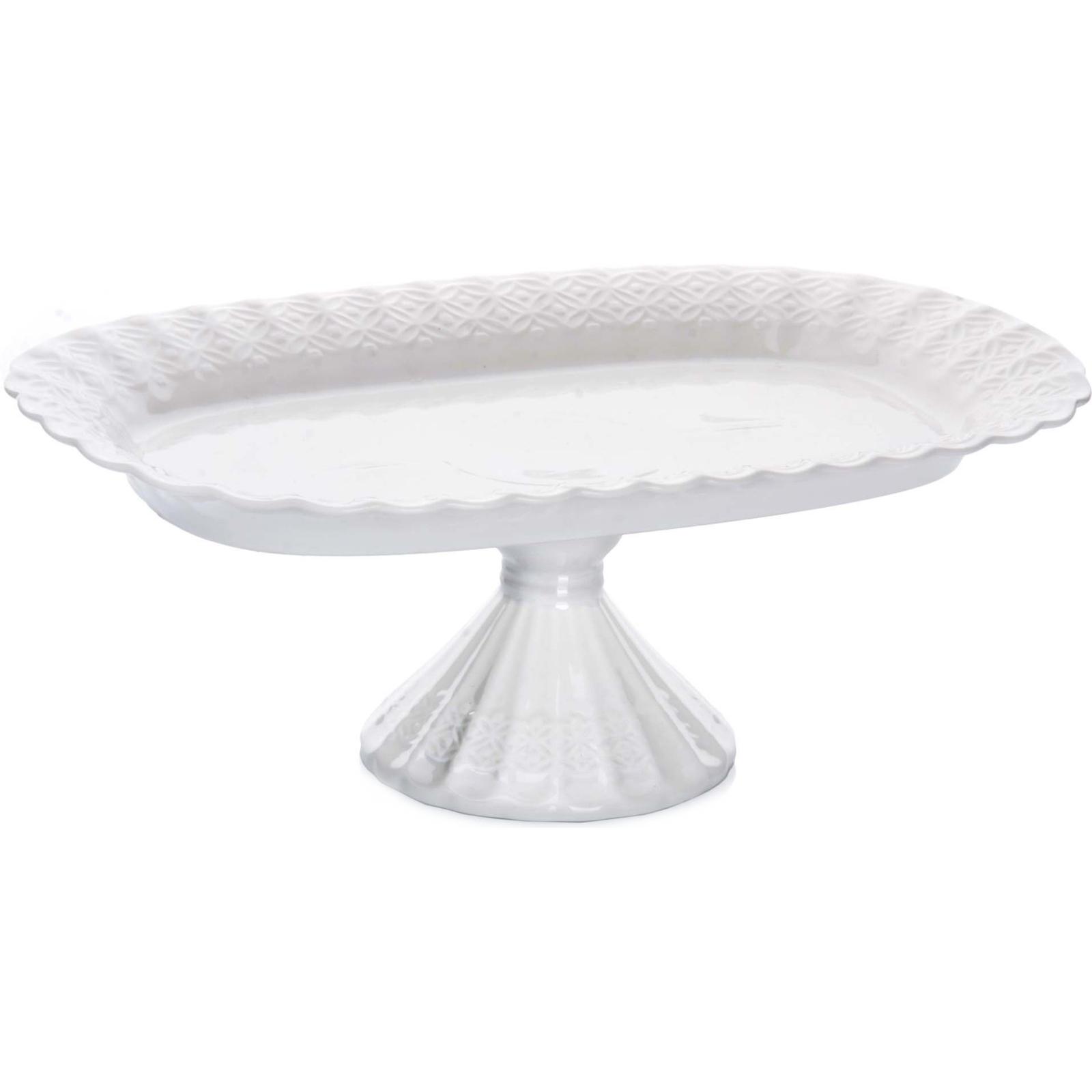 Ваза для фруктов Loraine керамика 30х18х11,5 см loraine 1 5 л 29699