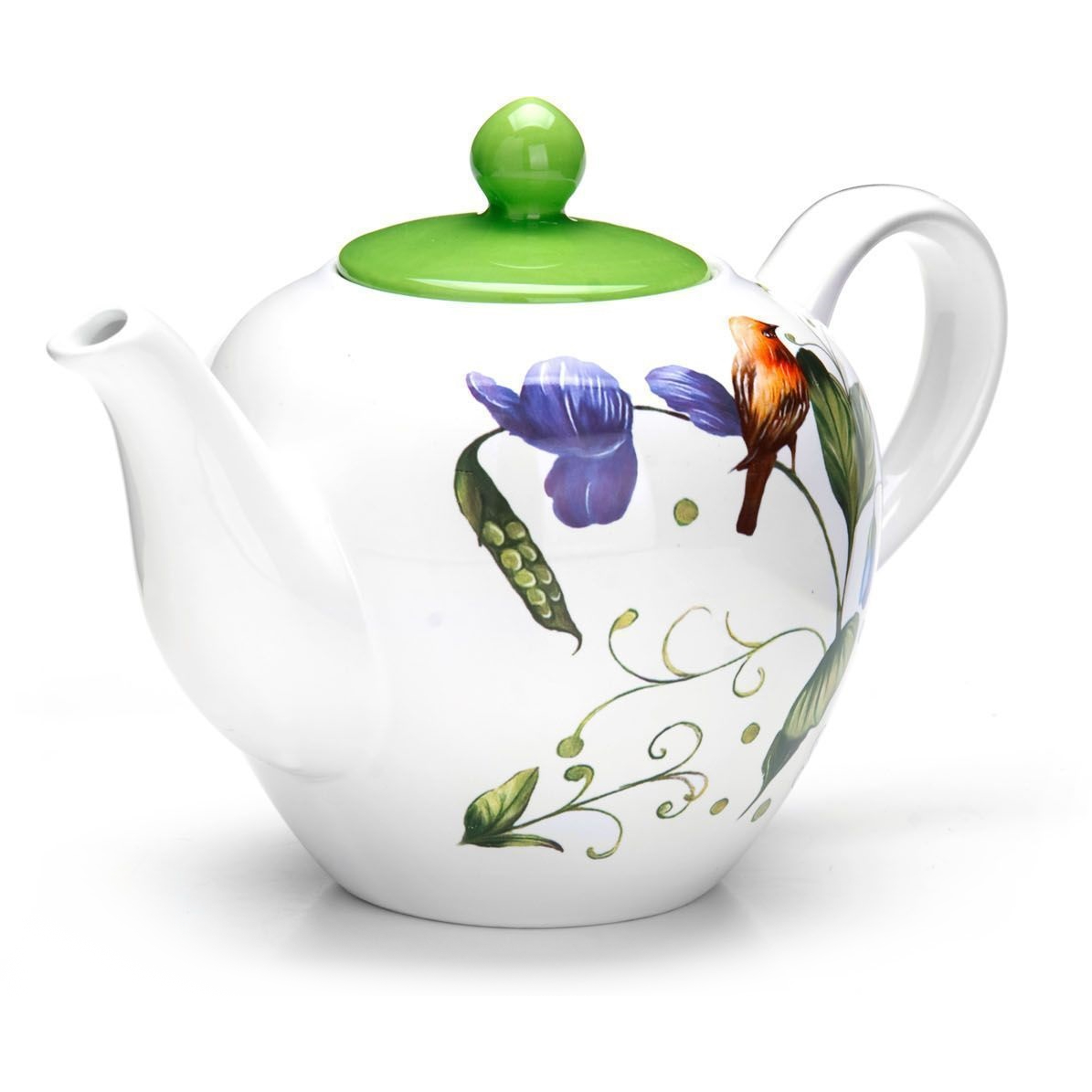 Чайник заварочный Loraine Птичка 1,2 мл loraine 1 5 л 29699