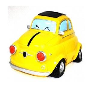 Машина ретро Тпк полиформ высота 27см, длина 40см