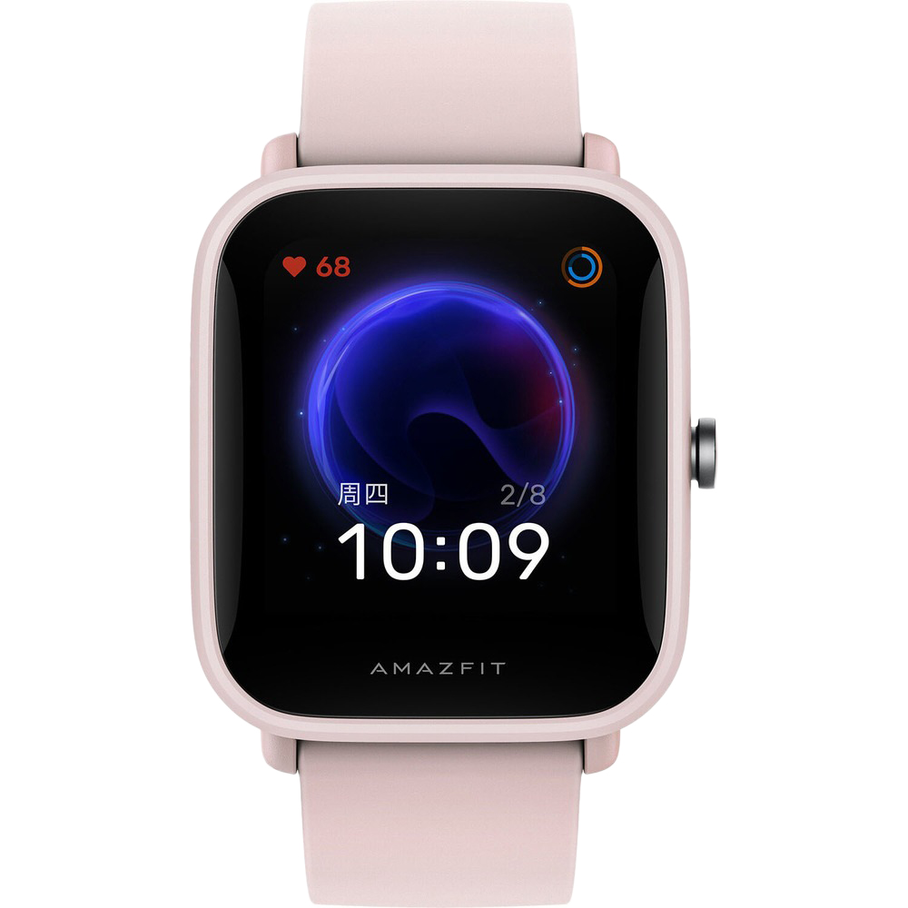 Фото - Смарт-часы Amazfit BIP U Pro A2008 Pink часы amazfit stratos smart sports watch 2 a1619 черный