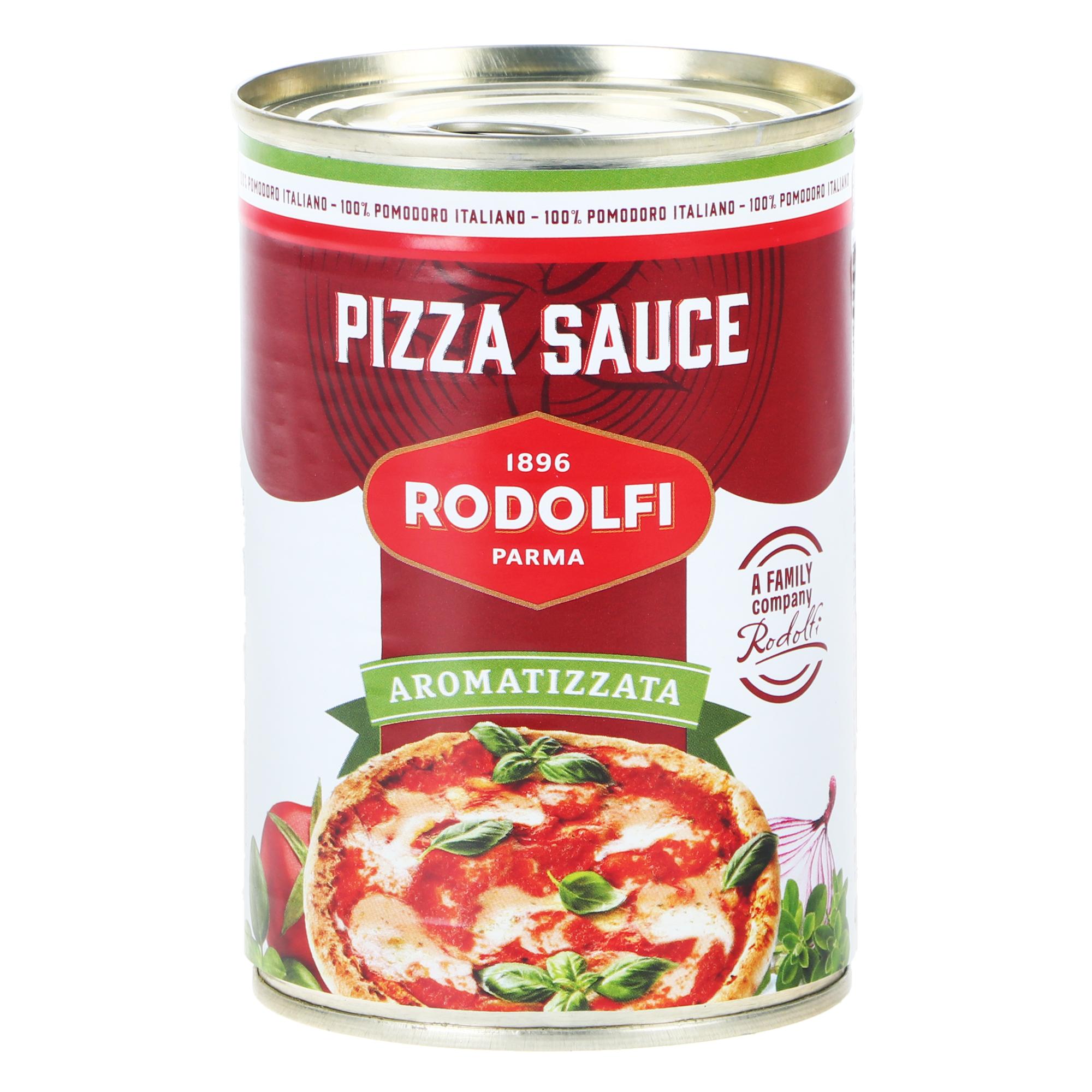 Соус для пиццы Rodolfi томатный, 400 г