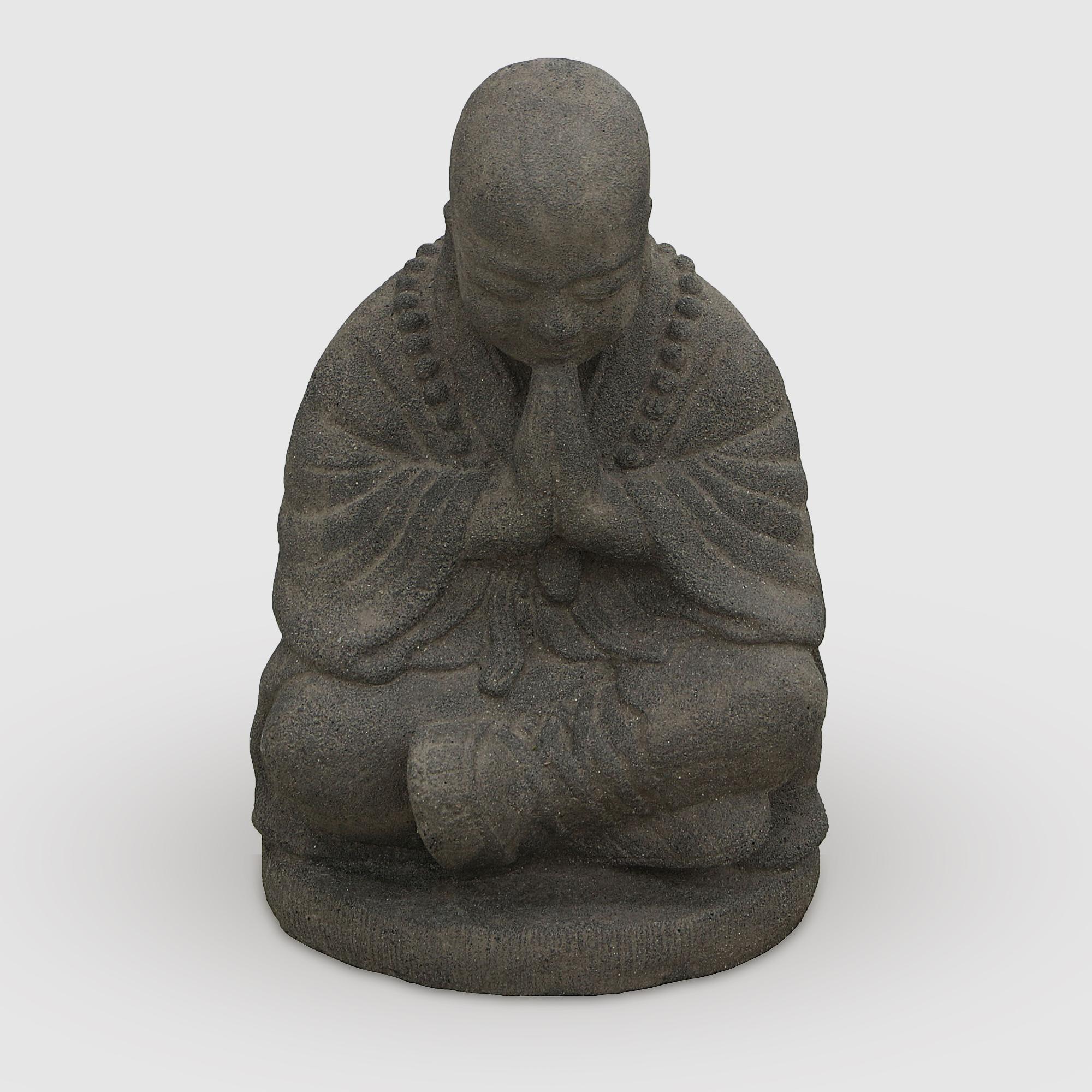 Фигура садовая Asia style Sitting monk