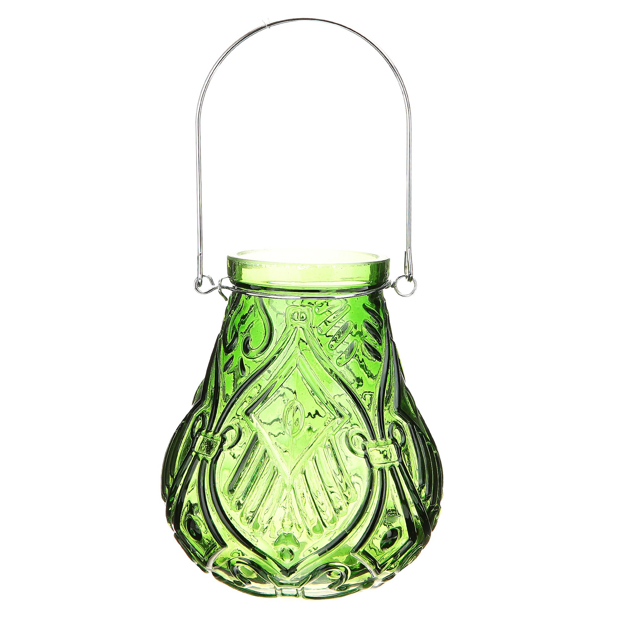 Фото - Подсвечник Boltze Arvido зелёный 15 см подсвечник boltze biba серебряный 11 см