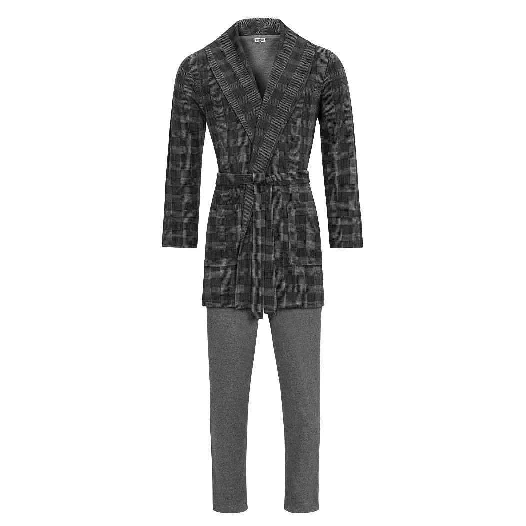 Домашний костюм Togas Рикон серый M