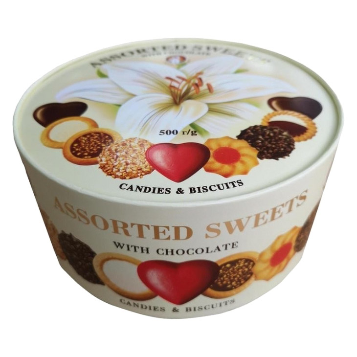 Печенье Santa Bakery Assorted Sweets 500 г