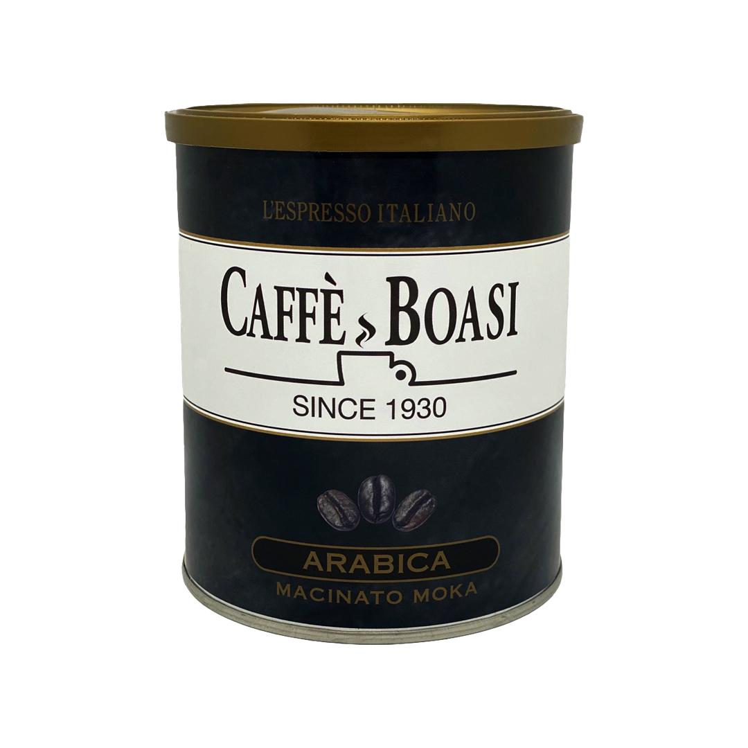 Фото - Кофе молотый Caffe Boasi Latina MOKA 100% Arabica, 250 г кофе молотый caffe boasi latina moka 100% arabica 250 г