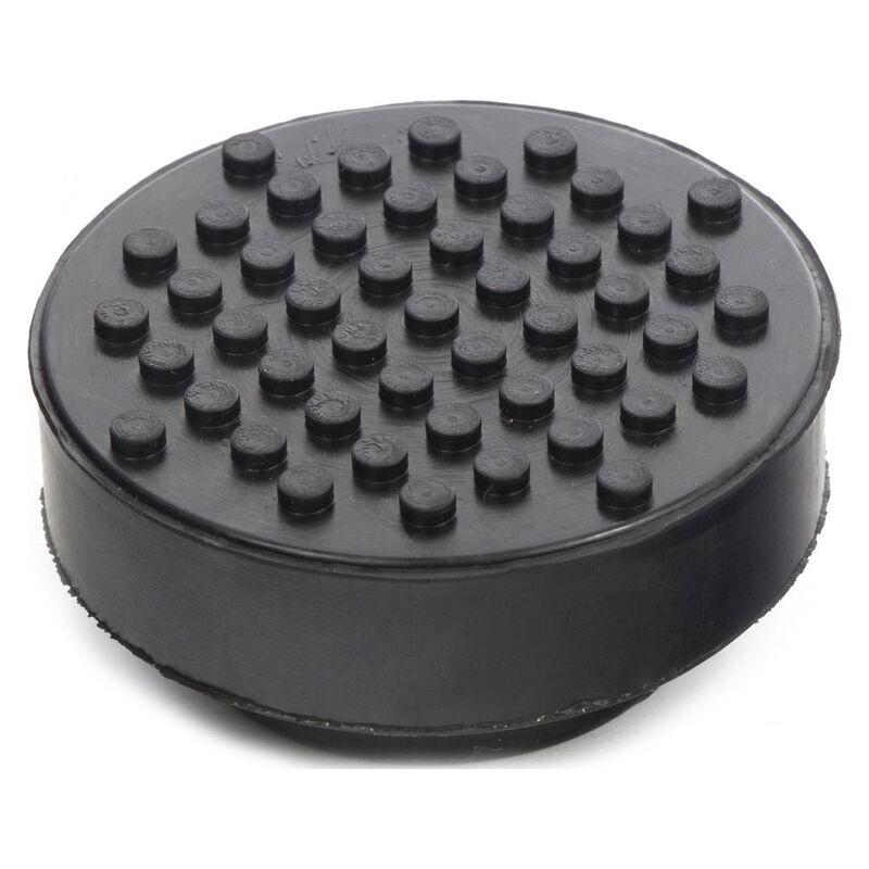 Резиновая опора Matrix для подкатного домкрата универсальная, D=72 mm, d=50, H=35 mm крепеж для конденсаторов mundorf mpsa 35 mm