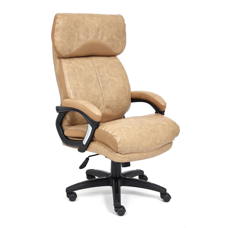 Кресло ТС 70х48х129 см бежевый, бронзовый кресло tc натуральный бежевый 65х56х77 см