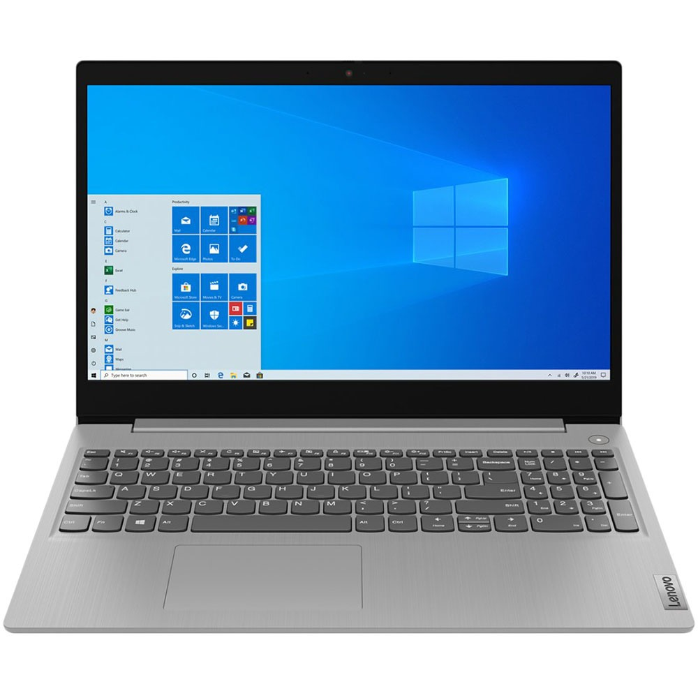 Ноутбук Lenovo IdeaPad 15IIL05 Grey (81WE009BRU)