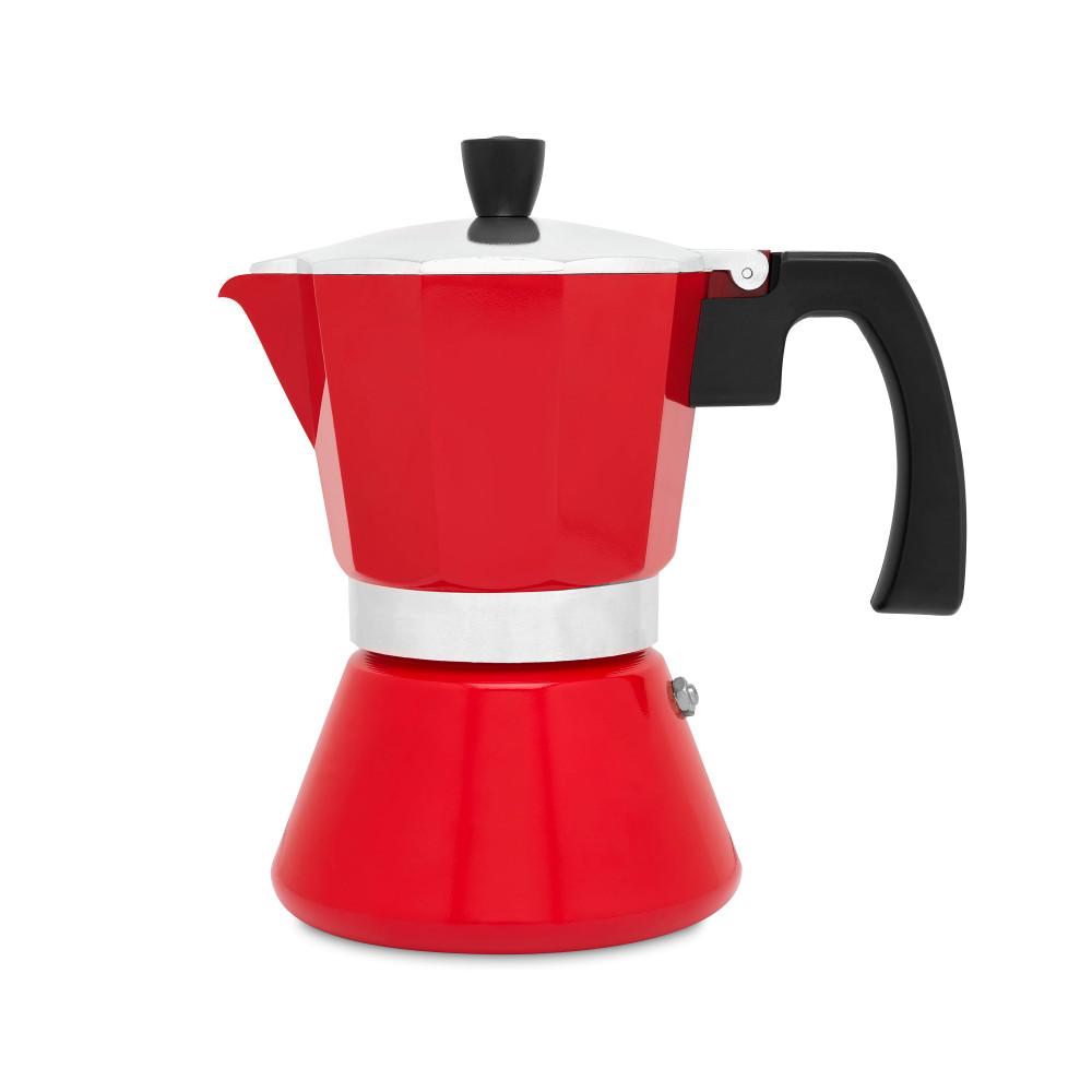 Фото - Гейзерная кофеварка Leopold Vienna Tivoli на 6 чашек (красная) christine geier leopold nowak