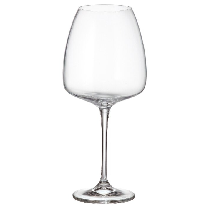 Фото - Набор бокалов для красного вина Crystalite Bohemia Anser 770 мл 6 шт набор бокалов первый мебельный набор бокалов для вина crystalite bohemia ardea amundsen 450мл 6 шт