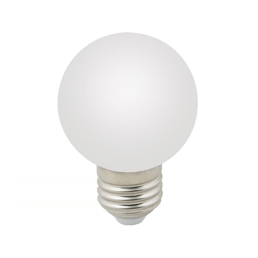 Фото - Лампа светодиодная Uniel LED-G60-3W-3000K-E27-FR-С светодиодная лампа светильник uniel led u270 60w 3000k e27 fr plu01wh