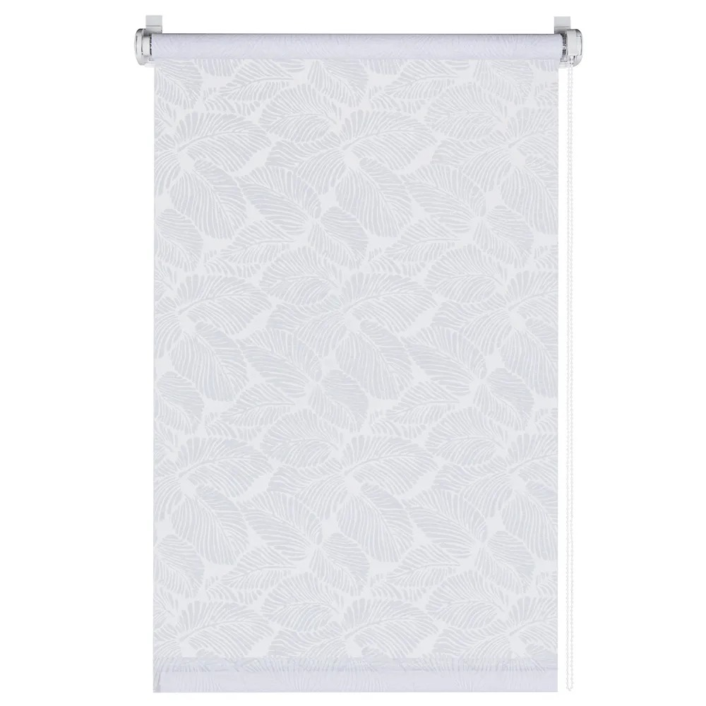 Рулонные шторы Decofest Палермо белые 70х160 см ортопедические матрасы 70х160 см