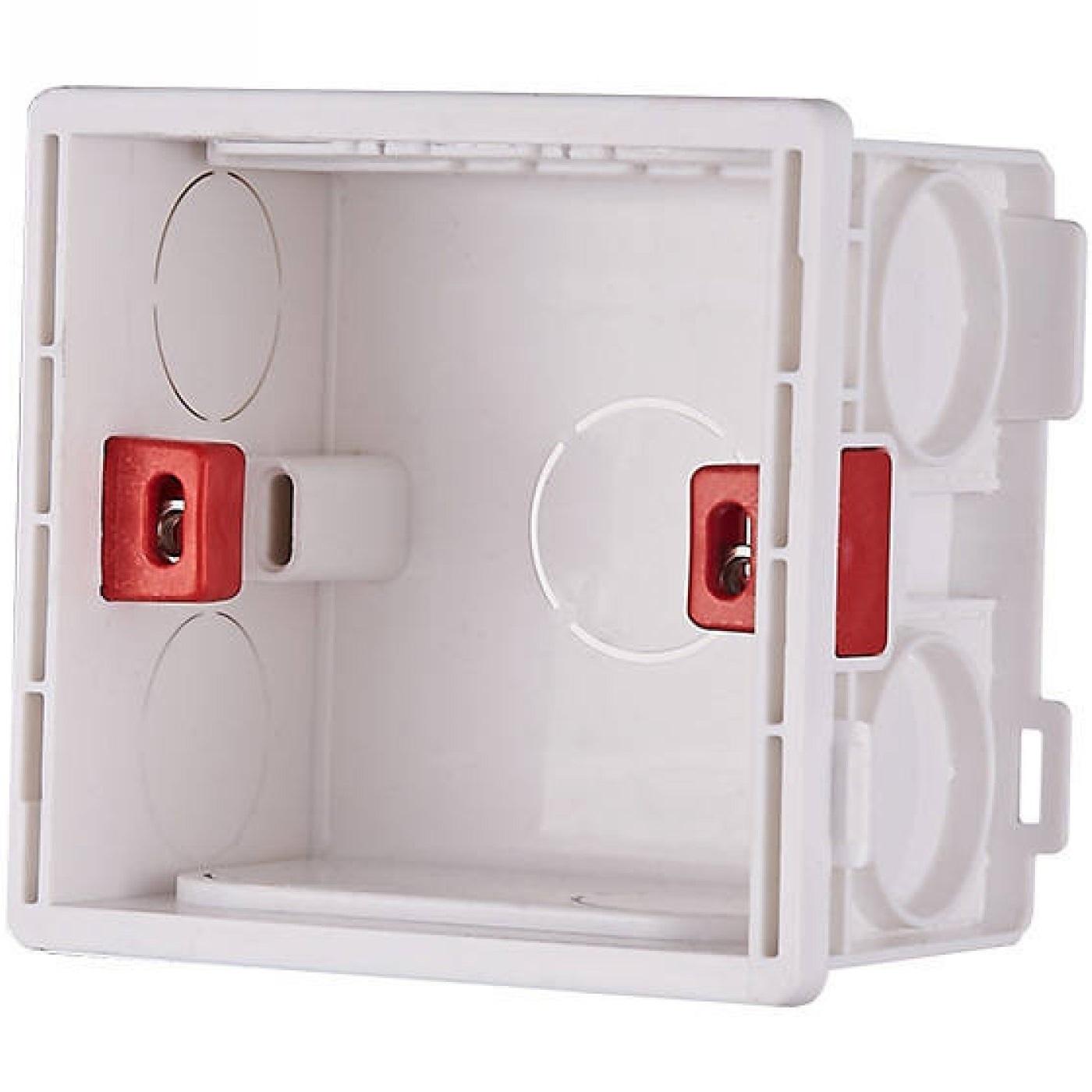 Монтажная коробка для выключателей Aqara MB001