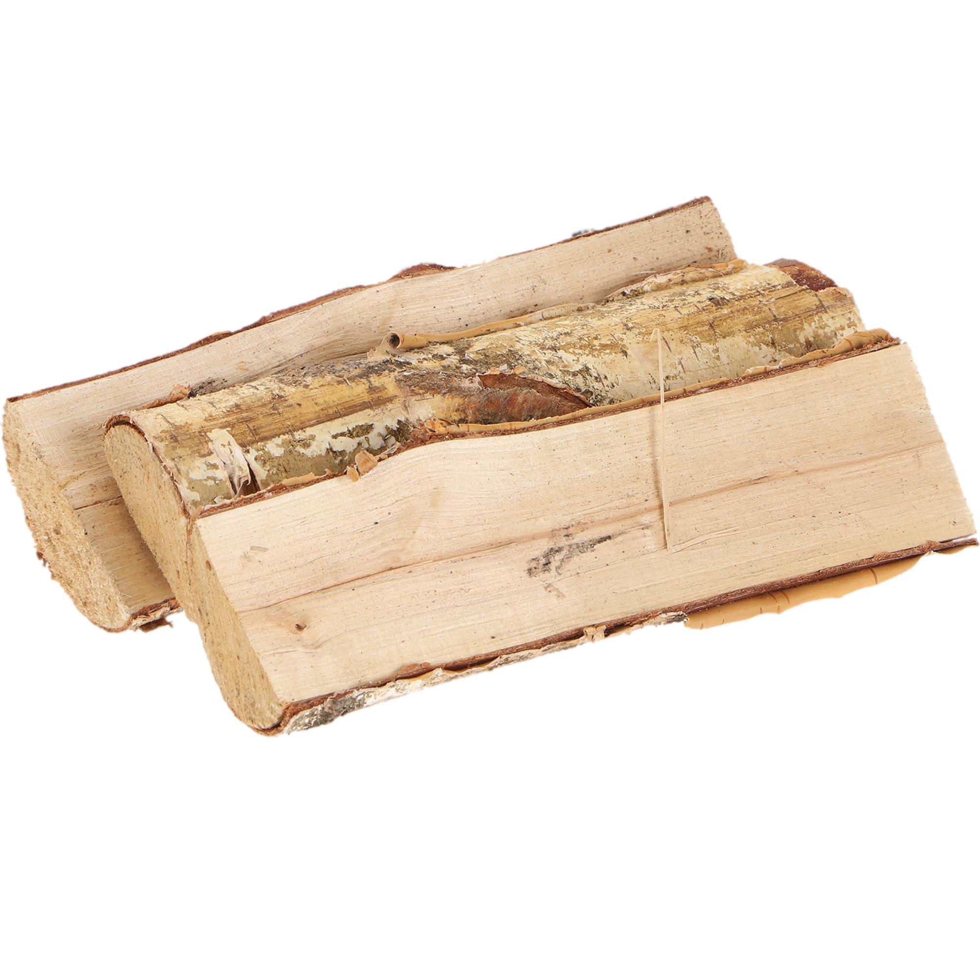 Дрова березовые Alaska firewood 24 кубический дециметр