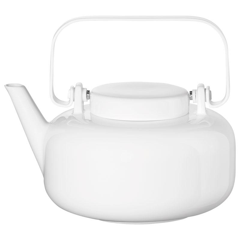 Чайник заварочный Asa selection Whiteglo с фильтром 600 мл недорого