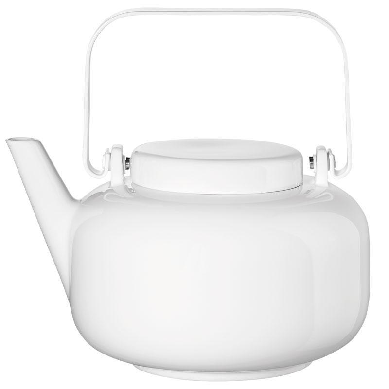 Чайник заварочный Asa selection Whiteglo с фильтром 1 л недорого