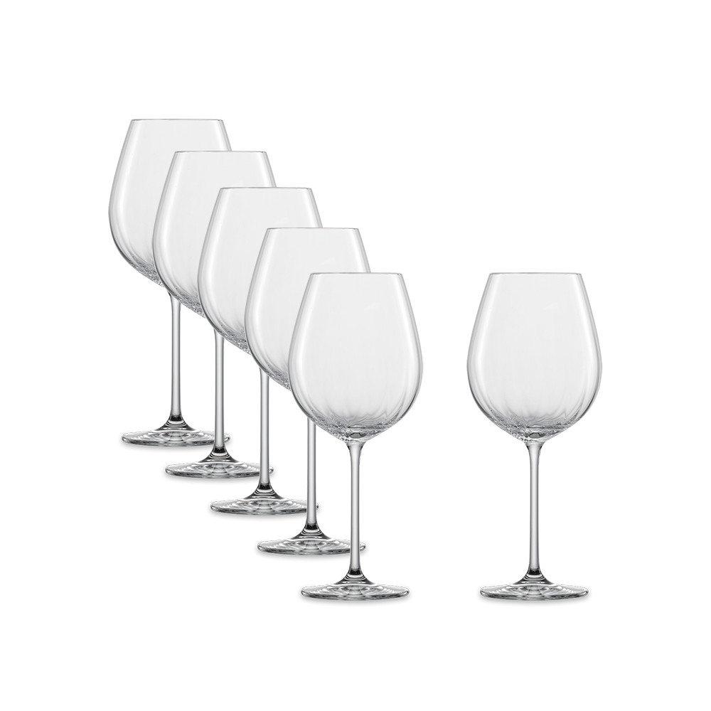 Фото - Набор бокалов для красного вина Schott Zwiesel Prizma 613 мл 6 шт набор бокалов для красного вина schott zwiesel prizma 561 мл 6 шт