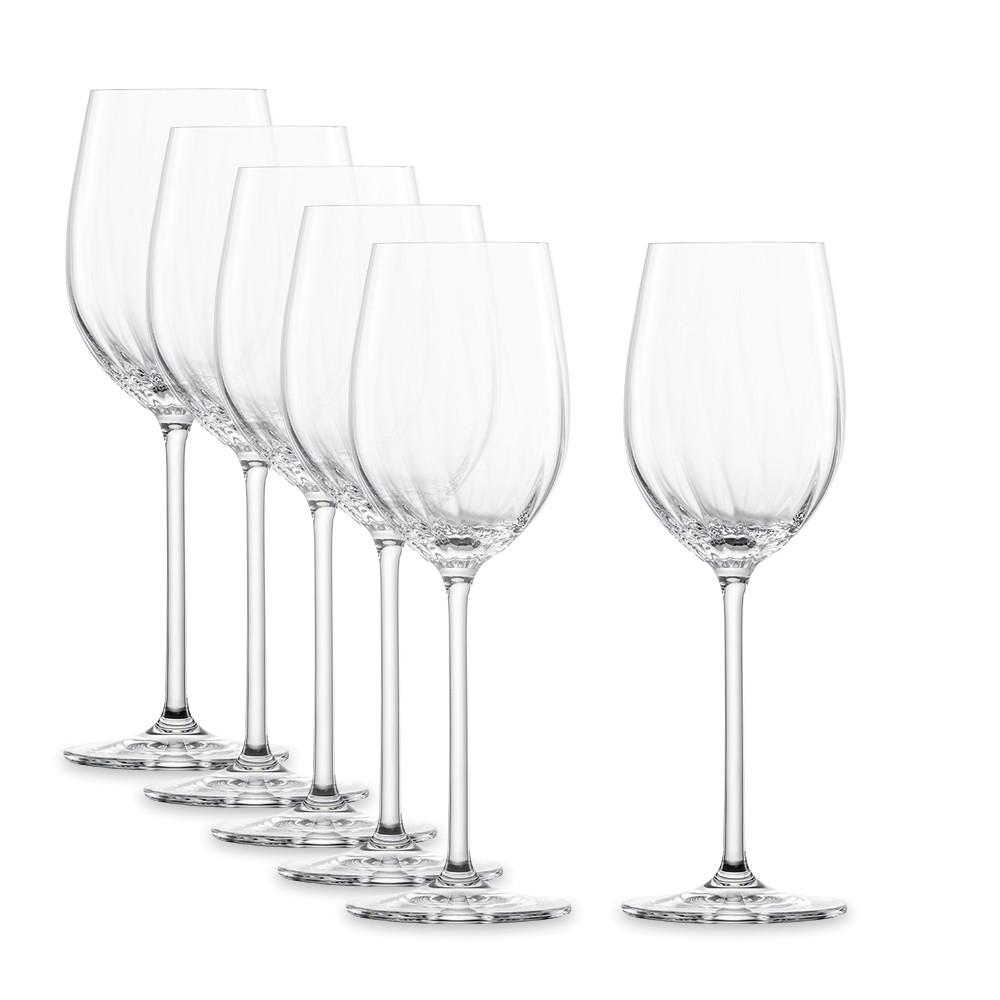 Фото - Набор бокалов для белого вина Schott Zwiesel Prizma 296 мл 6 шт набор бокалов для красного вина schott zwiesel prizma 561 мл 6 шт