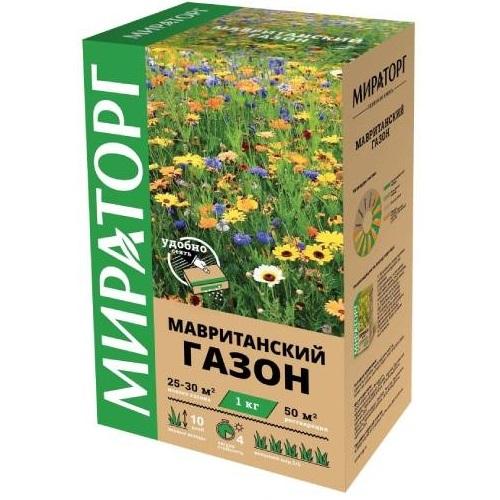 Газон мавританский Мираторг 1 кг