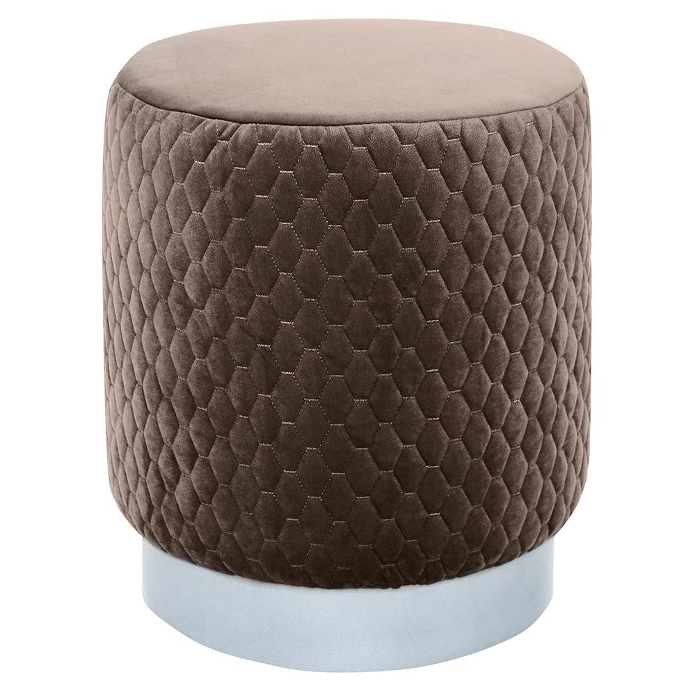 Пуф Dreambag Honey коричневый 35х35х40 см
