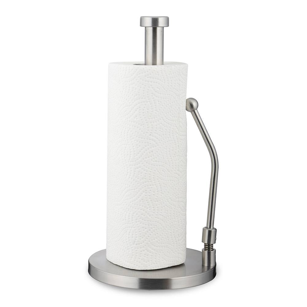 Держатель для бумажных полотенец Weis 30 см держатель для бумажных полотенец nadoba bozena 30 17 22 см
