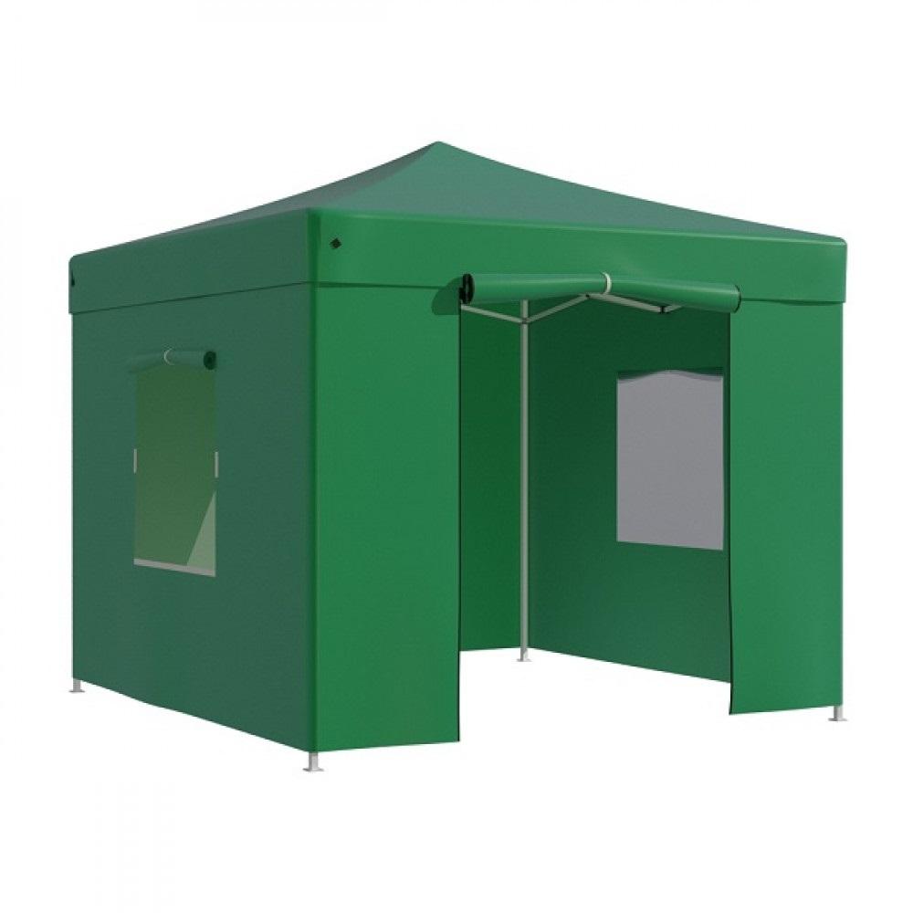 Фото - Тент садовый Helex 4331 3x3х3м зелёный helex 4330 3x3х3 м белый