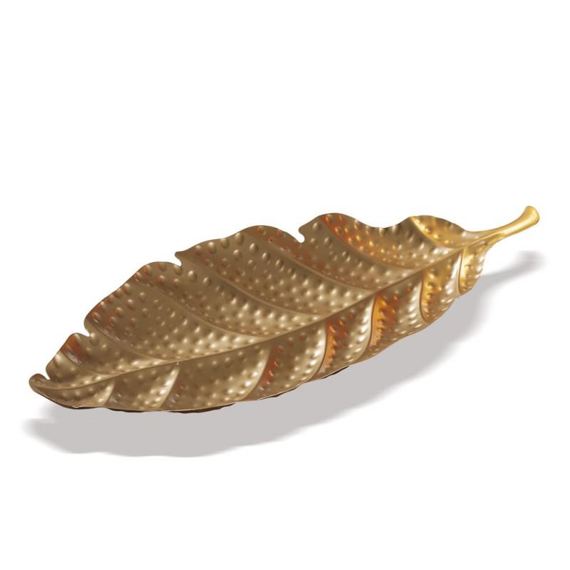 Декор Ad trend листок 50x20см золото декор 20 30 традиция ad a178 8234 32
