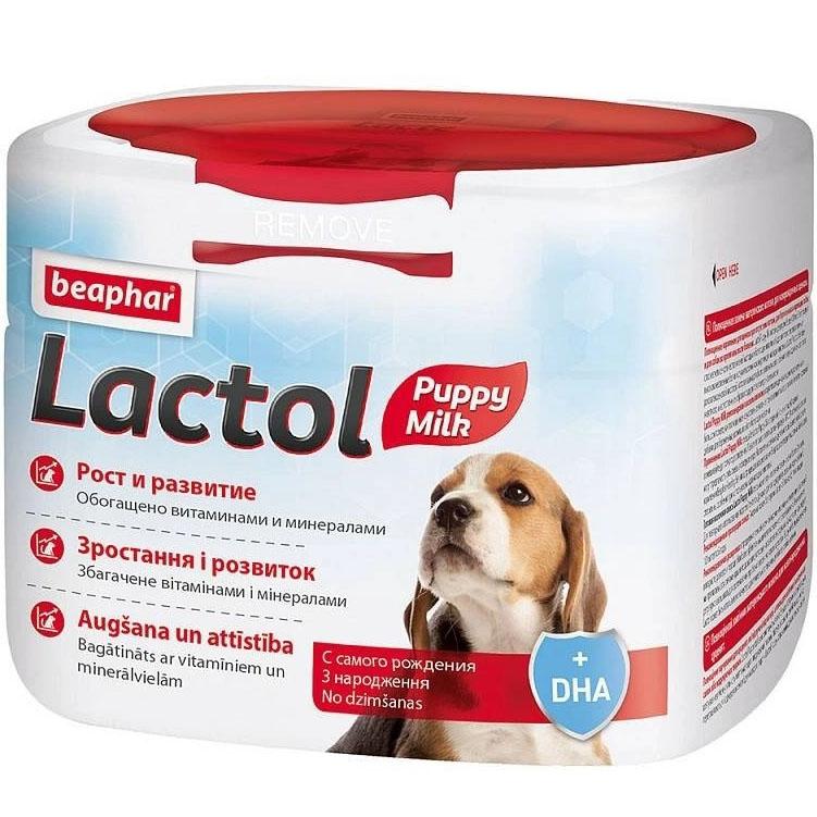 Молочная смесь Beaphar Lactol Puppy Milk 250 г