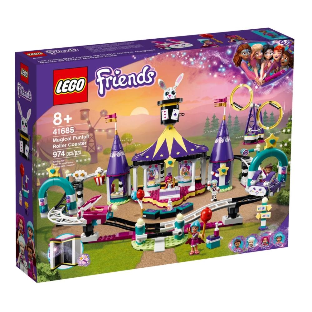 Игрушка Lego Американские горки на Волшебной ярмарке