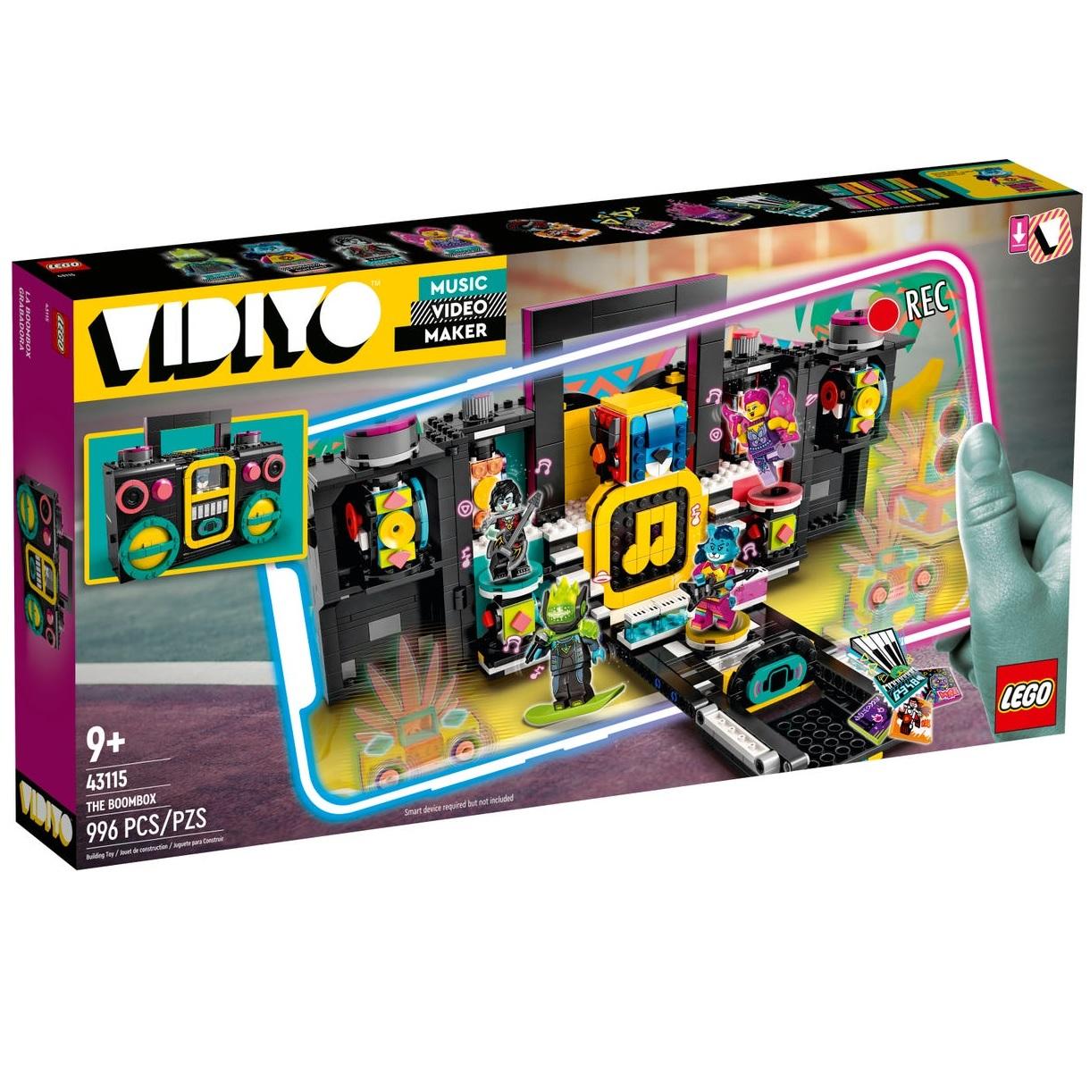 Игрушка Lego The Boombox (Бумбокс)
