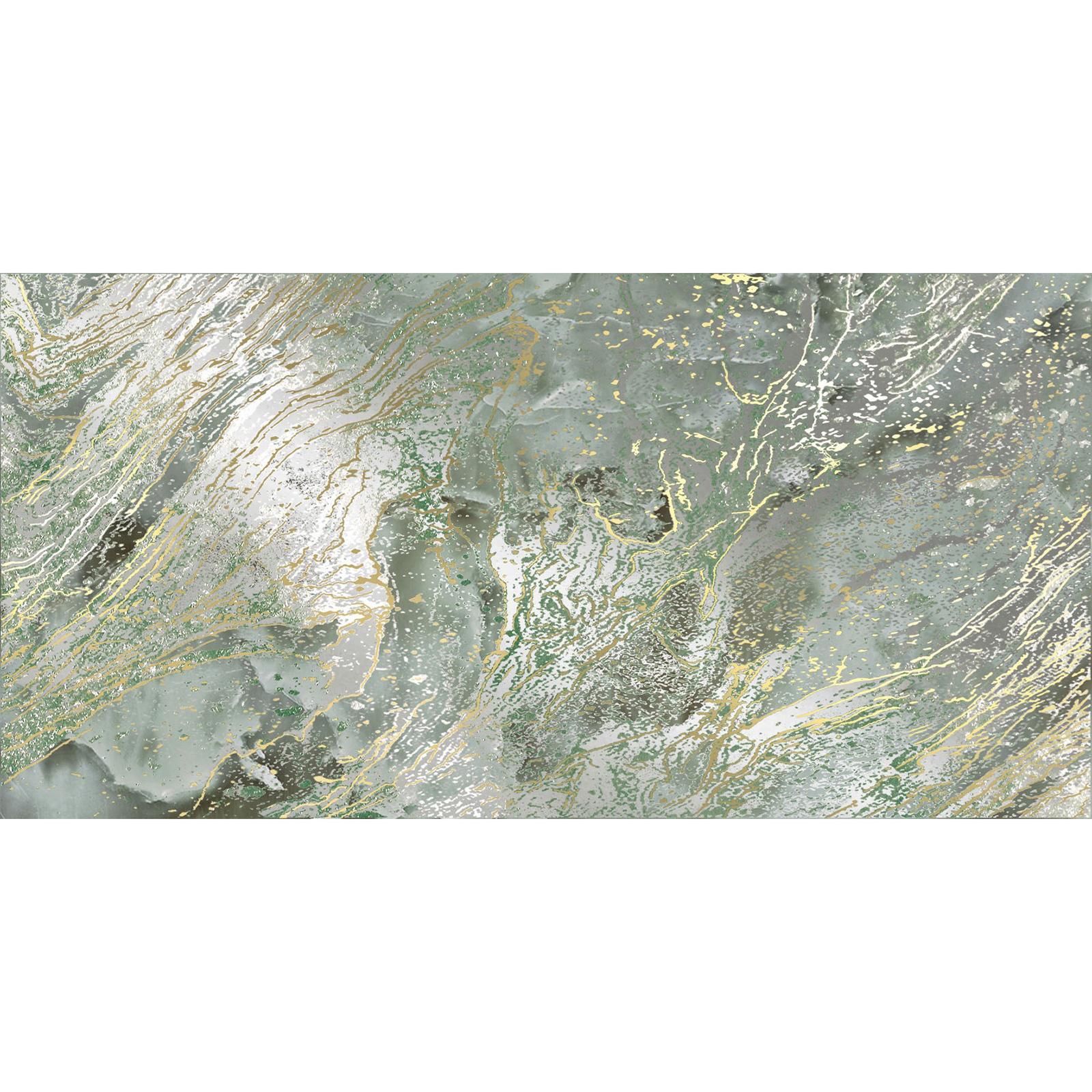 Декор Ceramiche Brennero Jewel Nebulosa Emerald 60x120 см
