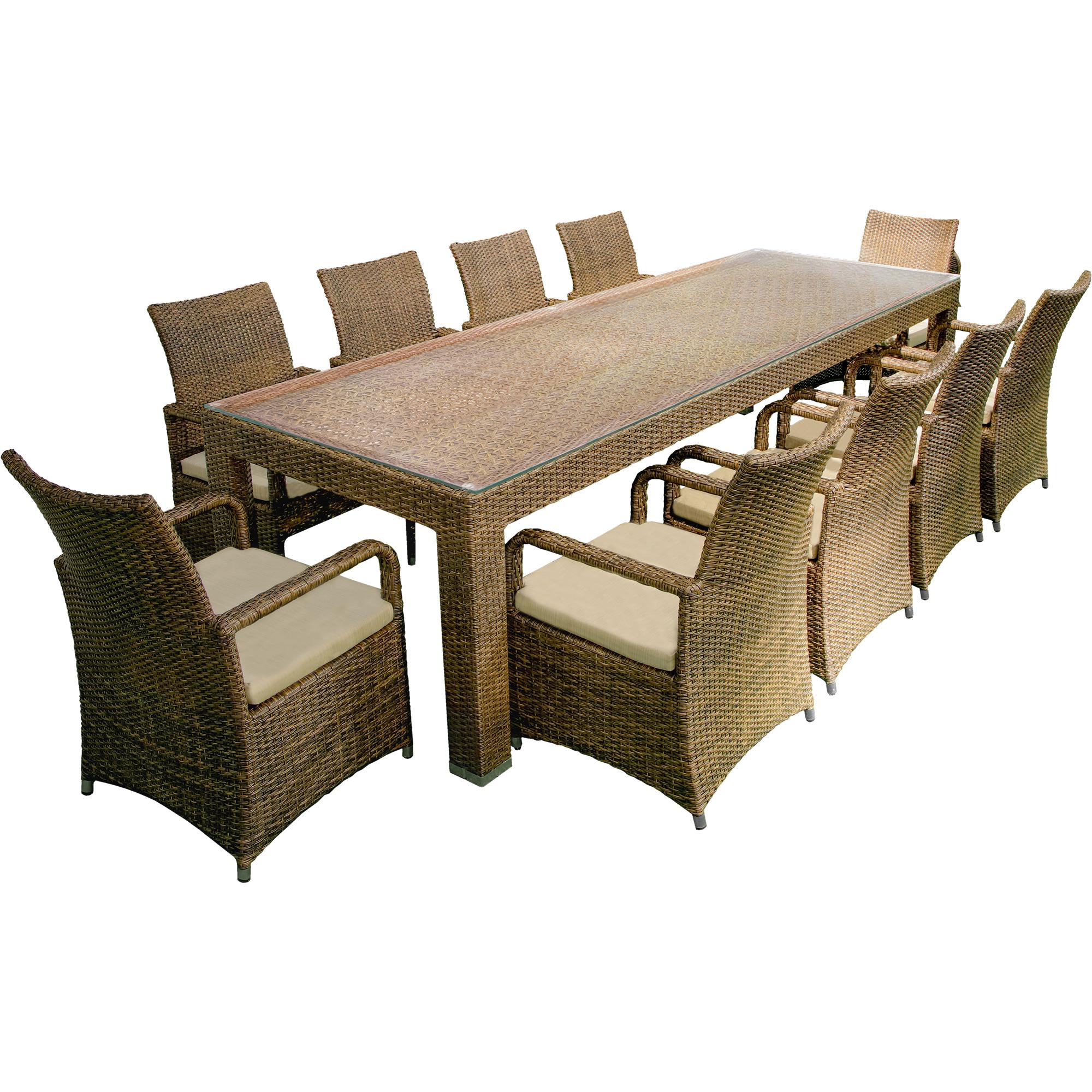 Фото - Комплект мебели Mavi rattan 11 предметов рубашка mavi 021235 620