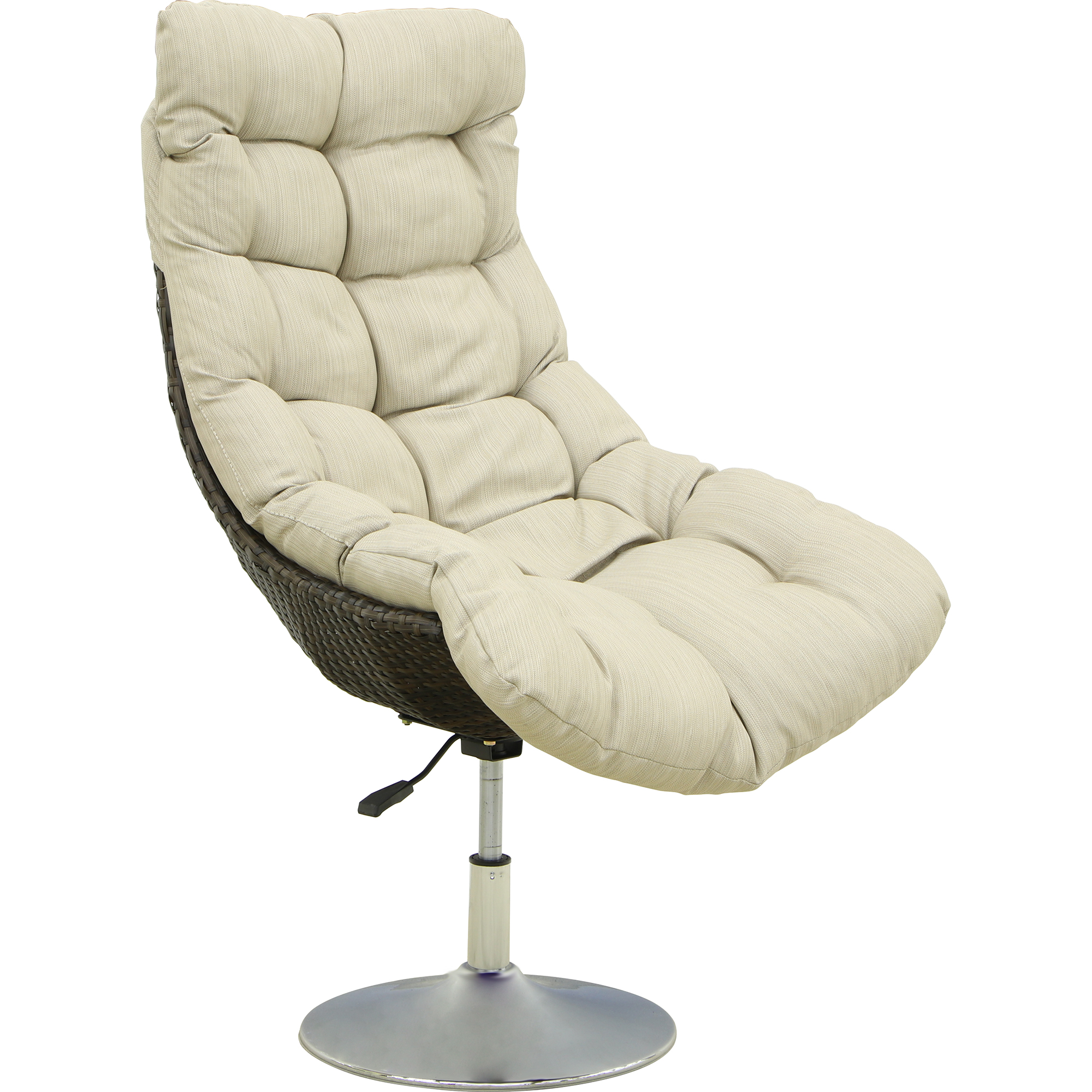 Фото - Кресло вращающееся Mavi rattan рубашка mavi 021235 620