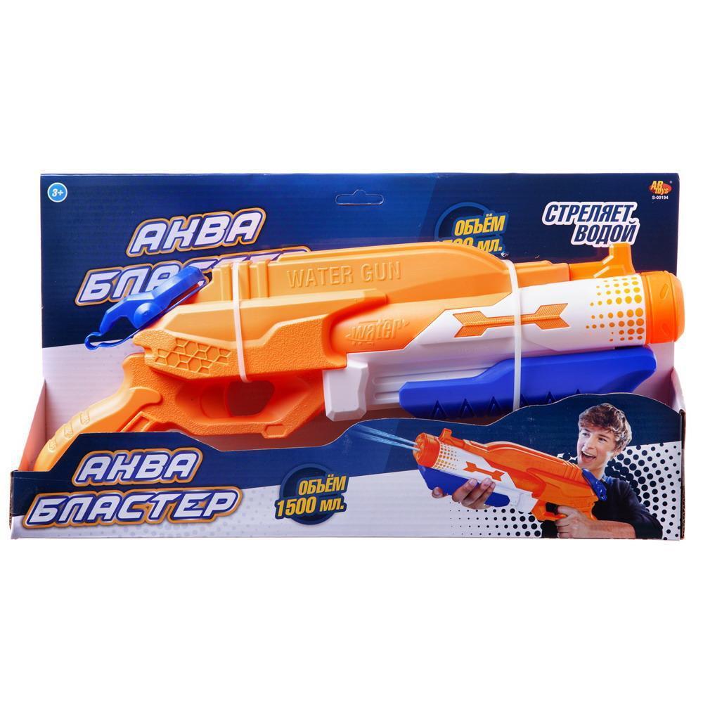 Водное оружие Abtoys Аквабластер, 1500 мл