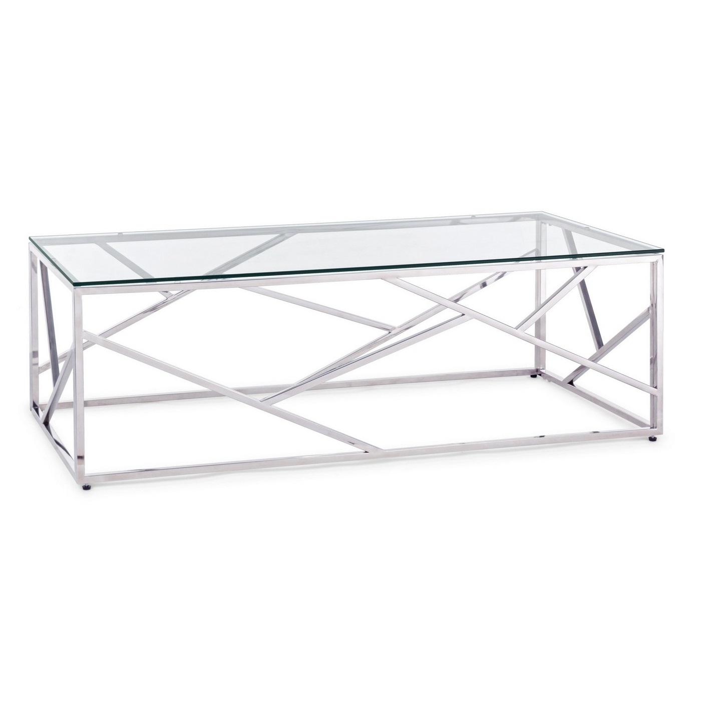Столик кофейный Bizzotto furniture rayan 120x60х40 см