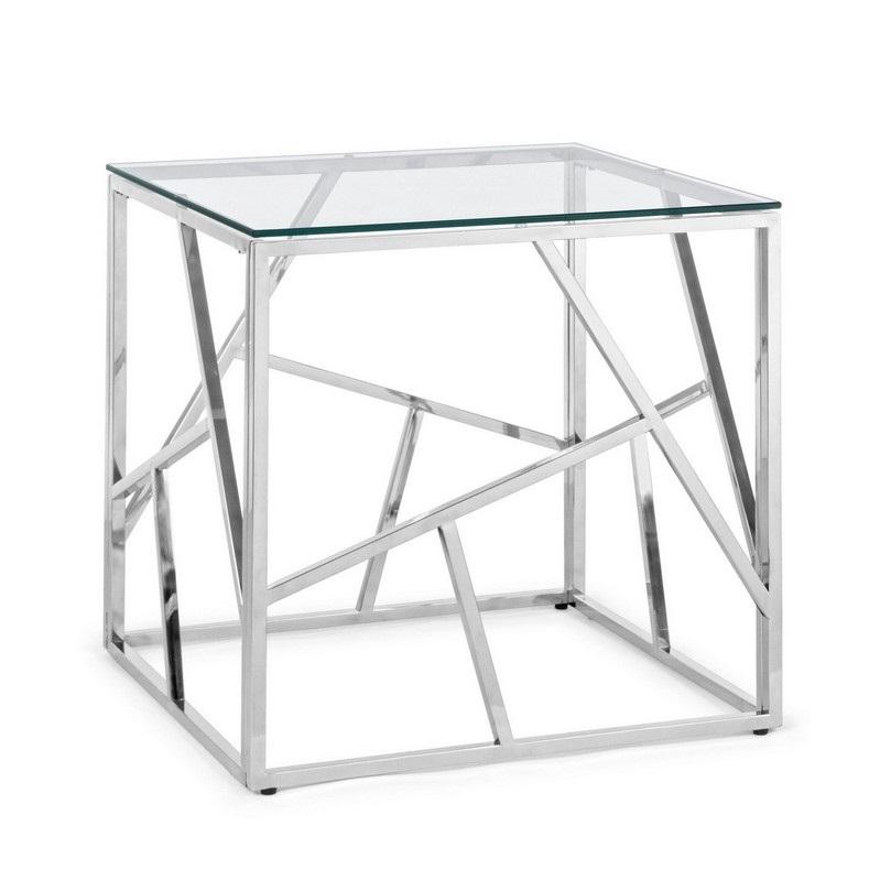 Столик кофейный Bizzotto furniture rayan 55x55х55 см