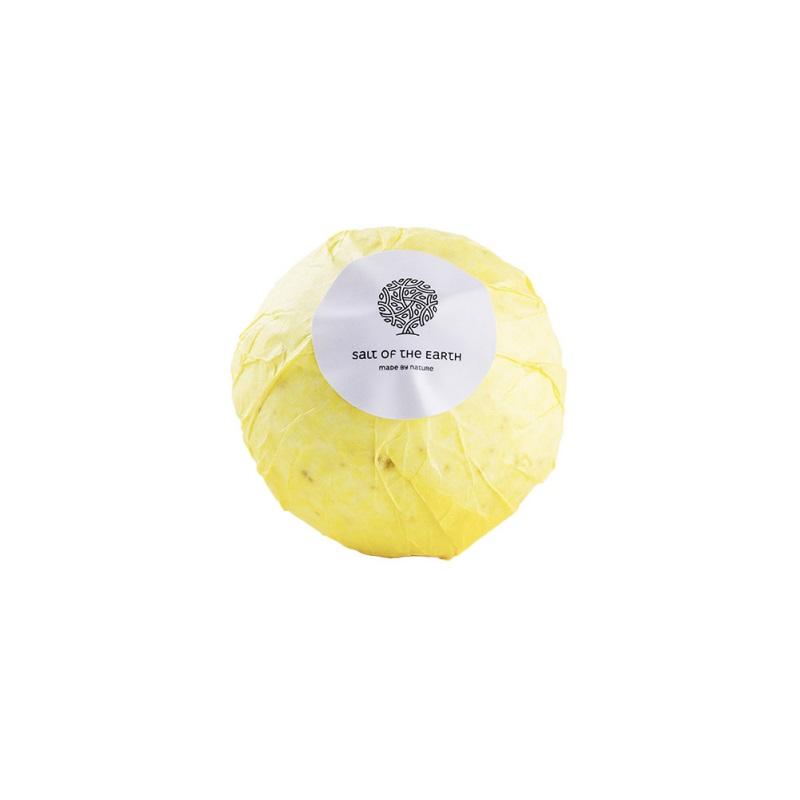 Фото - Бомбочка для ванн Salt of the Earth citrus fresh солевая 120 г christina schwarz edge of the earth
