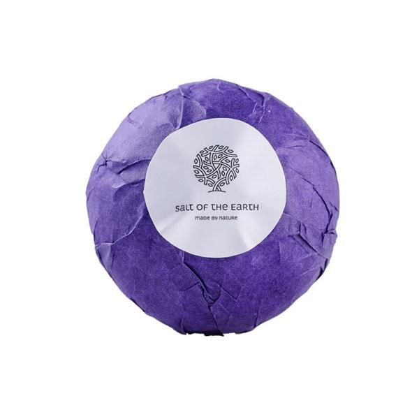 Фото - Бомбочка для ванн Salt of the Earth lavender spirit солевая 120 г christina schwarz edge of the earth