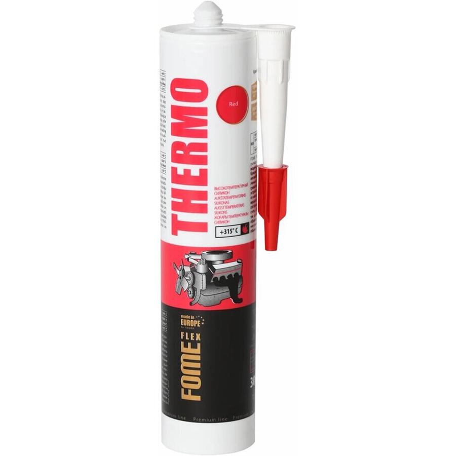 Герметик Fome Flex Thermo Красный 300 мл