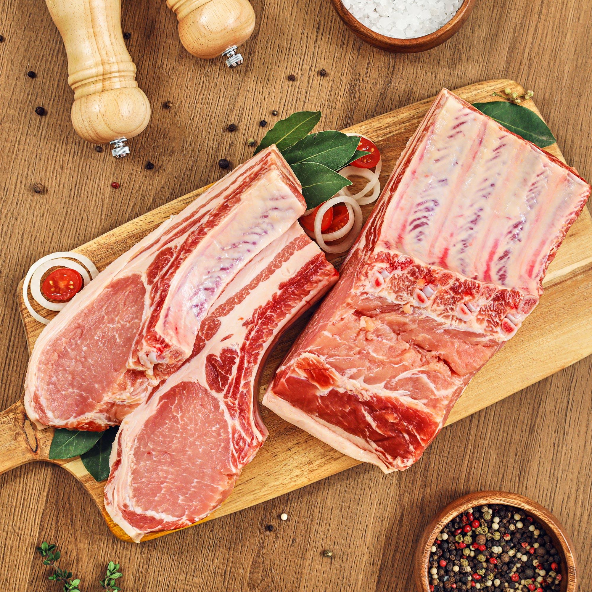 Корейка ТД Производство свиная, кг