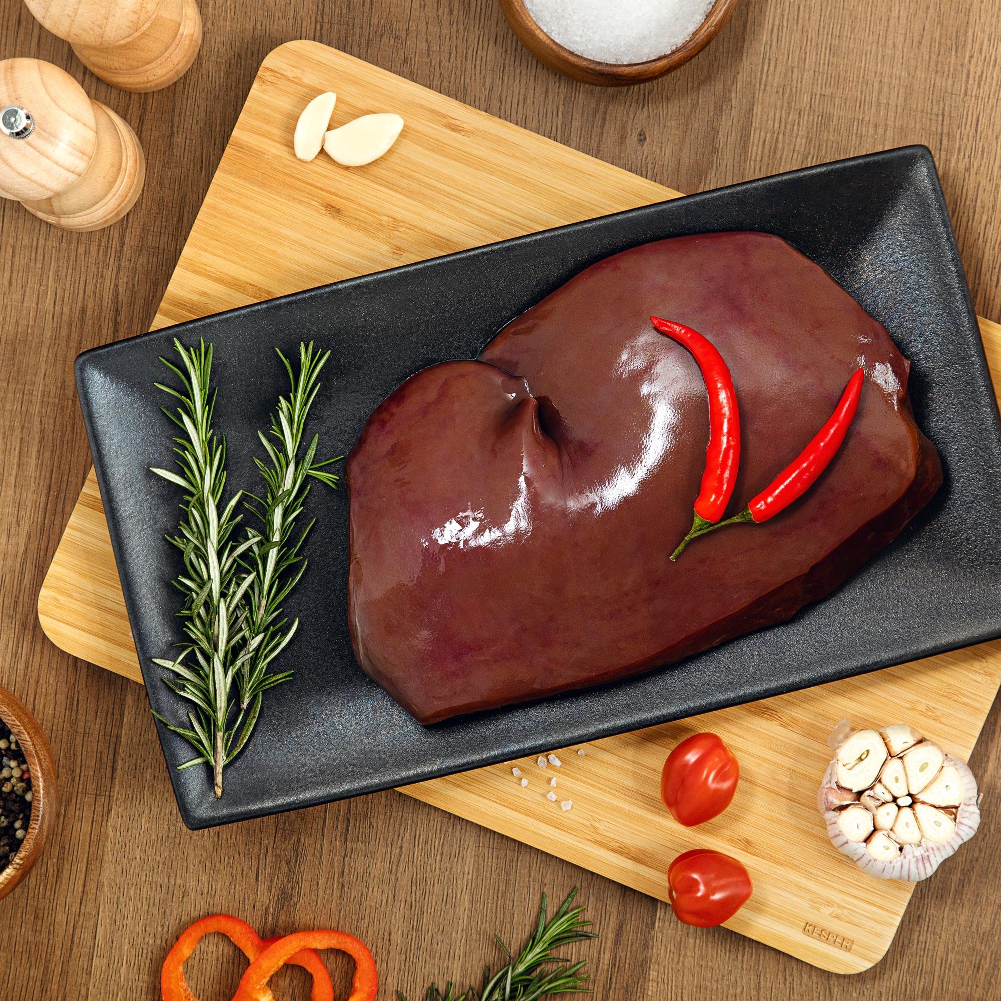Печень ТД Производство говяжья, кг
